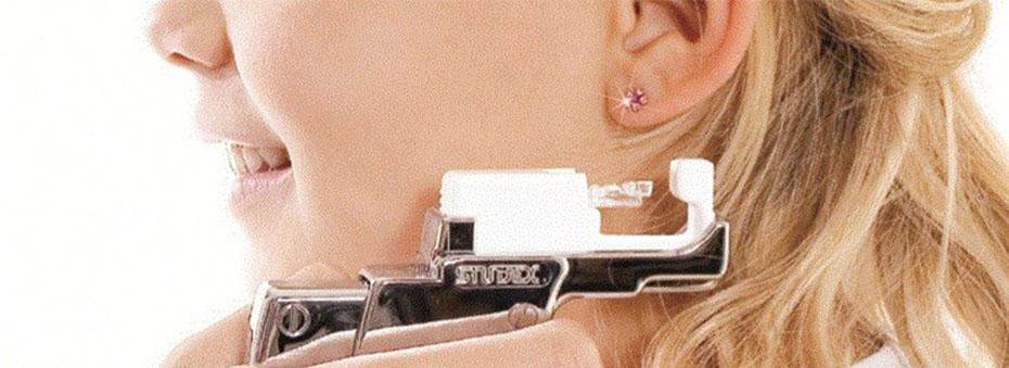 Ear Piercing at Beautique